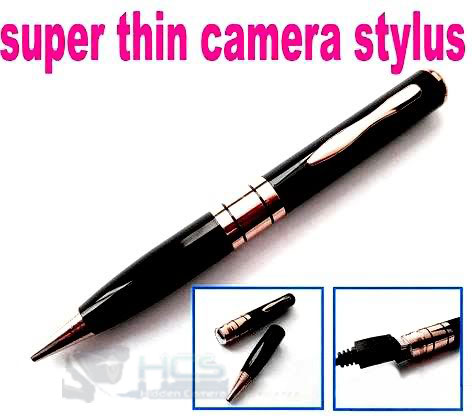 Super Thin Camera Stylus