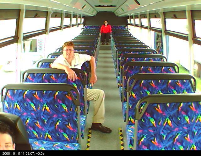Bus Camera Image