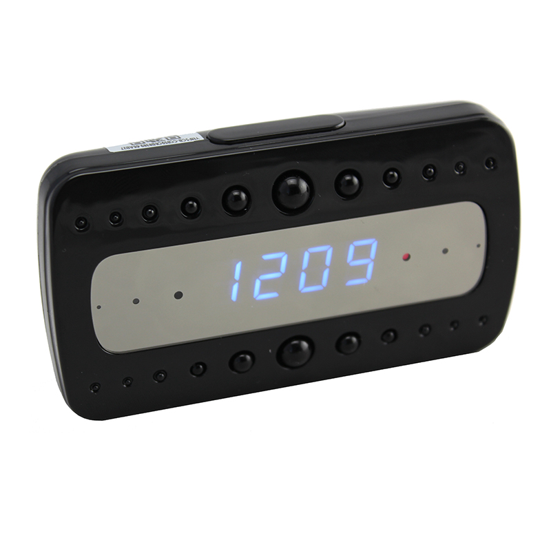 IR Clock 2