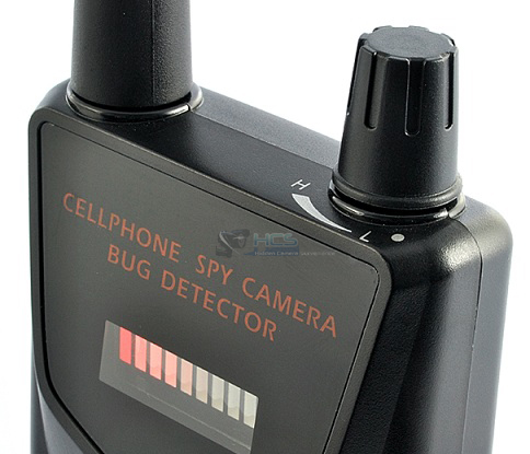 Camera & Cellphone Detector