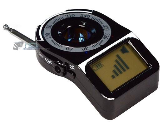 DIY Camera & Transmitter Finder