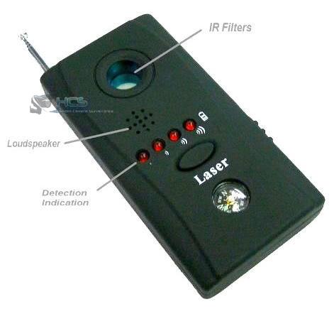 Spy Camera & Bug Detector