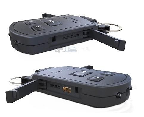 Motion Detection 1080P Car Key Camera DVR