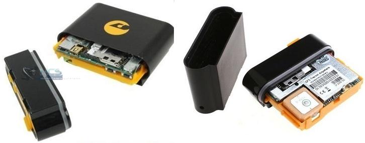Waterproof GPS Tracker with GSM SOS Alert