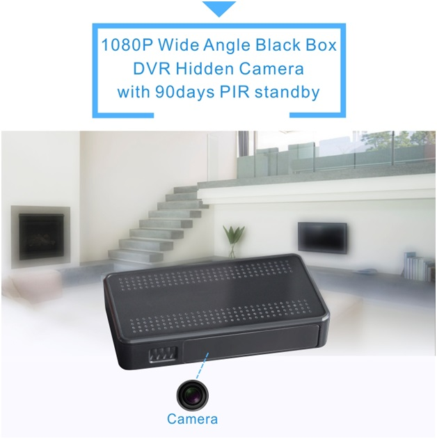 HD 1080P Black Box Camera 2