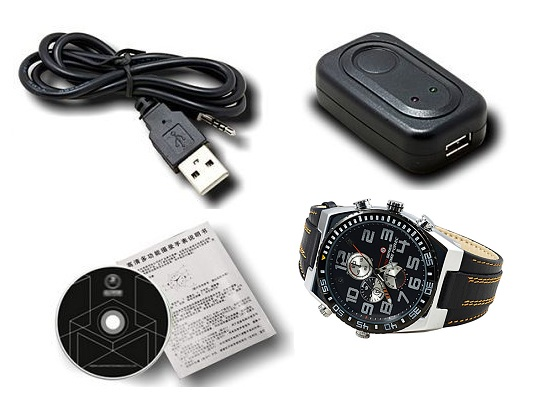 Spy Watch Camera Recorder 07