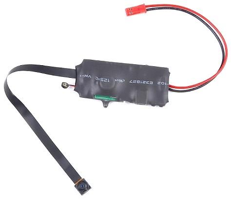 Ribbon Pinhole Spy Camera