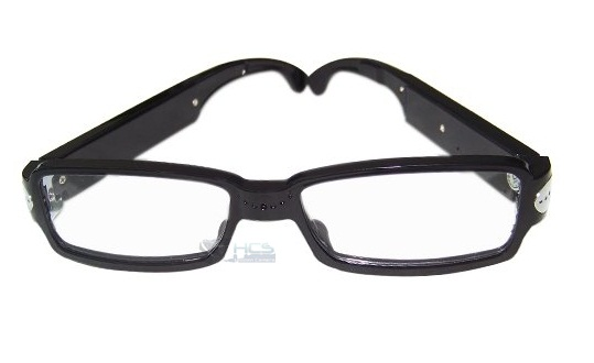 HD 1280 x 960 Spy Glasses Camera Recorder