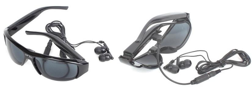 Sunglasses HD 720P Spy Camera Recorder